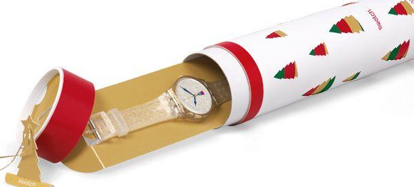 Swatch apresenta o presente perfeito para este Natal!