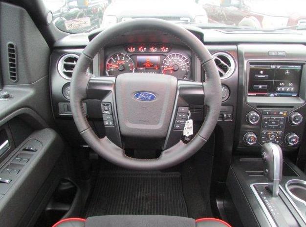 2013 ford f150 fx4 interiornew tuxedo black ford - 2014 Ford F150 Fx4 Interior