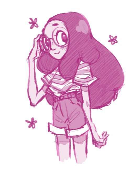 Connie Steven Universe Fanart