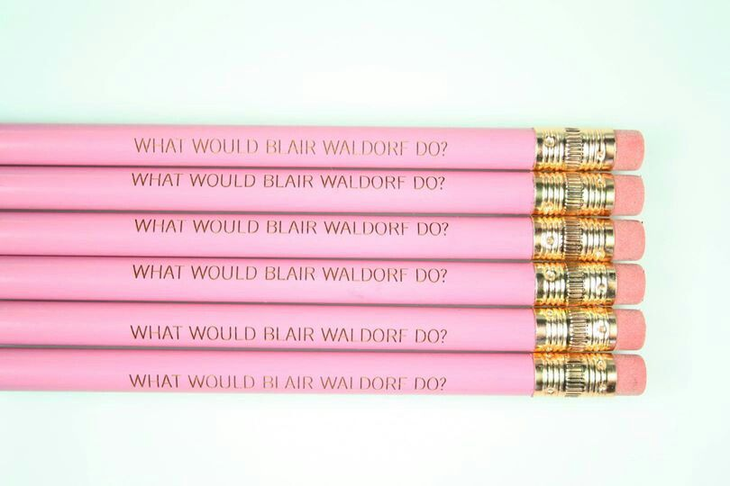 """""""What would Blair Waldorf do?"""" Need to get these! XOXO"""
