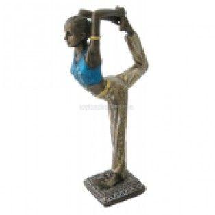 yoga statue rajak apotasana pigeon pose  pigeon pose
