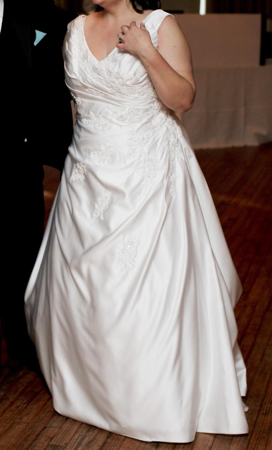 Davidus bridal size w used wedding dresses vestidos