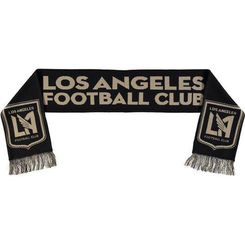 Adidas Lafc Scarf Black Black Adidas Los Angeles Football Club Black