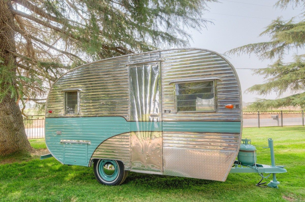 1959 Lakewood Canned Ham For Sale | Vintage trailer ...