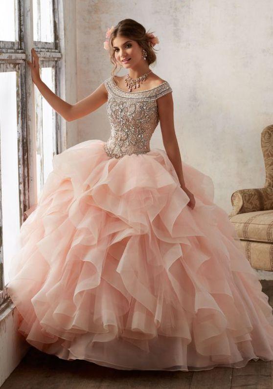 Nice Evening Dresses Plus Size Quinceanera Dresses Party Dresses