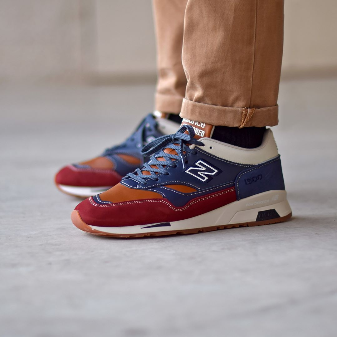 New Balance 1500 Modern Gentleman Made In Uk Disponible Available Snkrs Com New Balance Sneaker New Balance Sneaker Tag