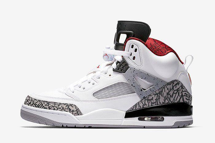 buy popular c269d b853d Jordan Spiz'ike OG (White Cement) | SNKRS | Jordans, Jordan ...