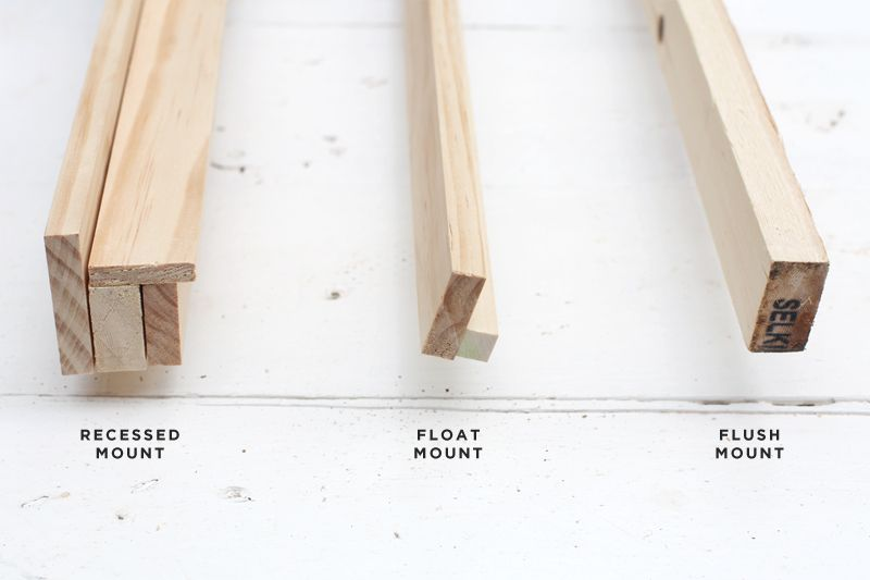 Diy custom framingno power tools required craft woodworking and 3 custom built frames you can make without any power tools solutioingenieria Choice Image