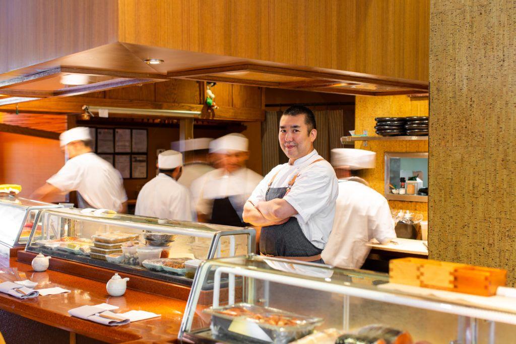 A Famed Houston Sushi Chefs Hidden Tokyo  Kata Robatas Maestro  Design Design A Famed Houston Sushi Chefs Hidden Tokyo  Kata Robatas Maestro