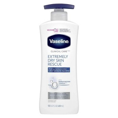 Vaseline Clinical Care Extremely Dry Skin Health And Beauty Healthy