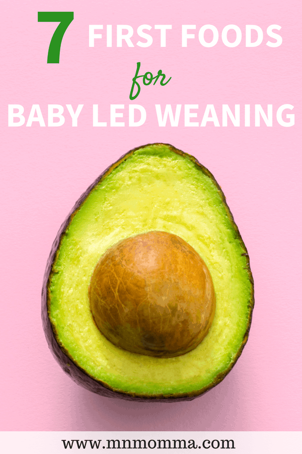 7 Baby Led Weaning 1st Foods To Make Starting Solids Easy