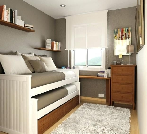 Two Beds In Small Room One Room Two Beds Ideas To Make It Fabulous Decorating Files Sofa Be Guest Bedroom Inspiration Twin Beds Guest Room Bedroom Inspirations