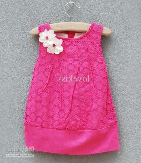 girls casual dresses - Google Search | Little girls clothing ...
