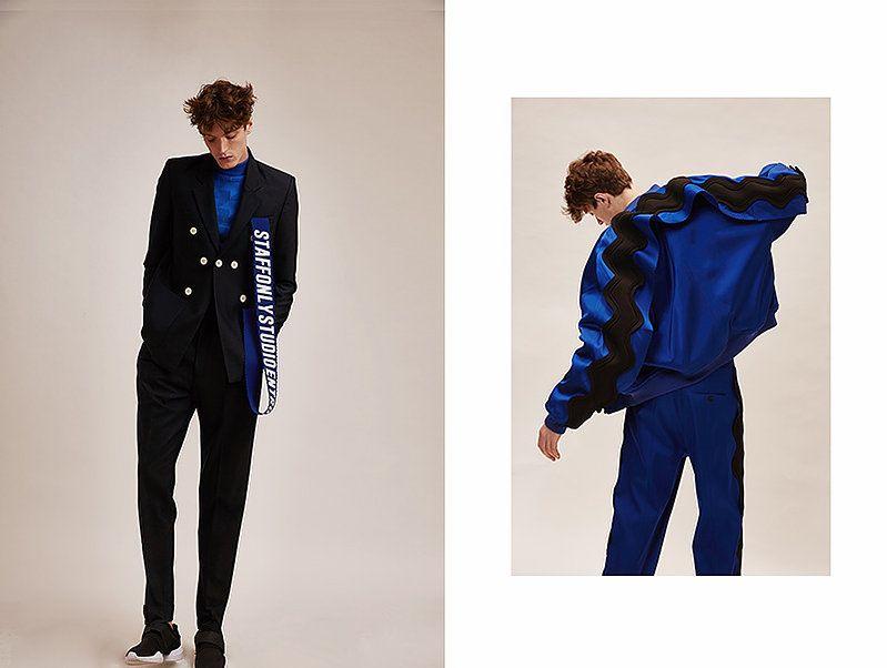 gude | STAFF ONLY! 專訪時裝設計二人組,SHIMO ZHOU 和 UNE YEA