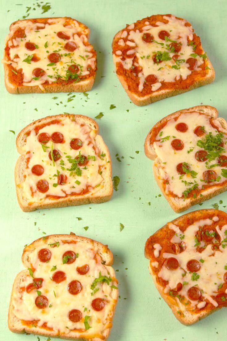 Lustige Pizza-Rezepte, bei denen Kinder nach Sekunden fragen  – Recipe