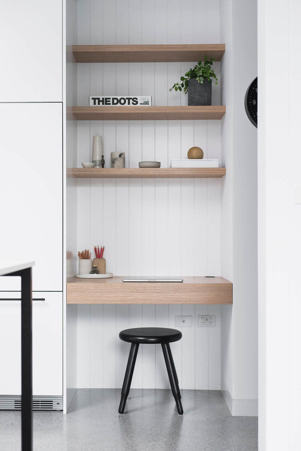 Study Nooks Adore Home Magazine In 2020 Home Office Design Study Nook Home Office Decor
