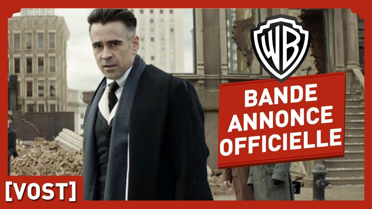 Les Animaux Fantastiques - Bande Annonce Officielle Comic-Con (VOST) -  ...