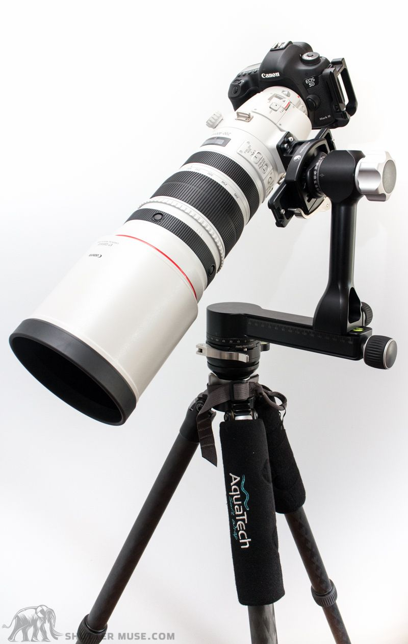 Canon 200 400 Gimbal Setup Photography Gear Photography Equipment Outdoor Photography Tips
