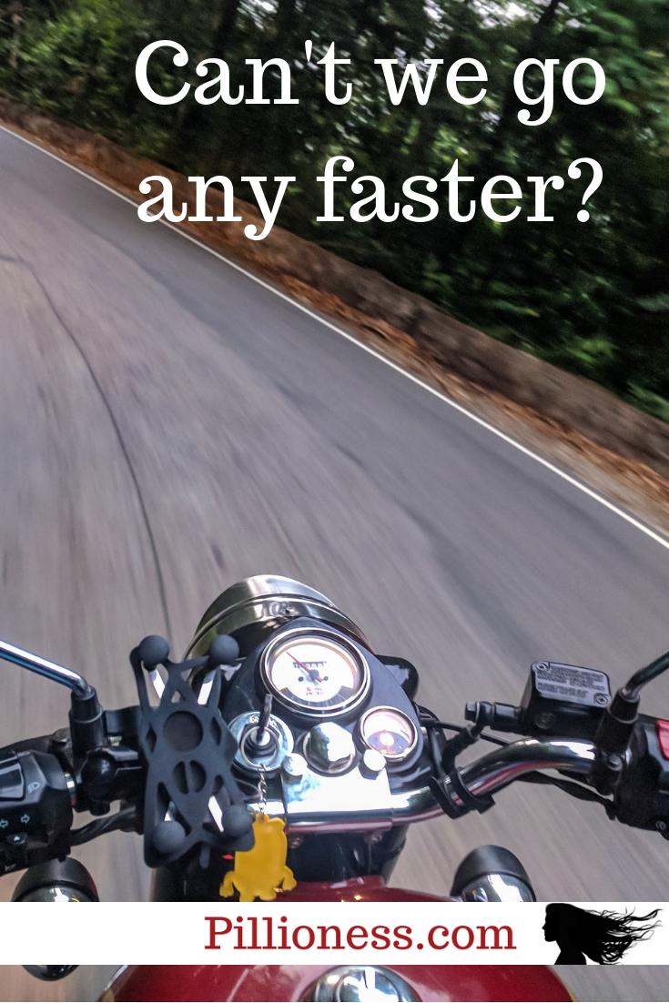 Only Biker Chicks Would Say It… | Biker chicks, Biker, Chicks
