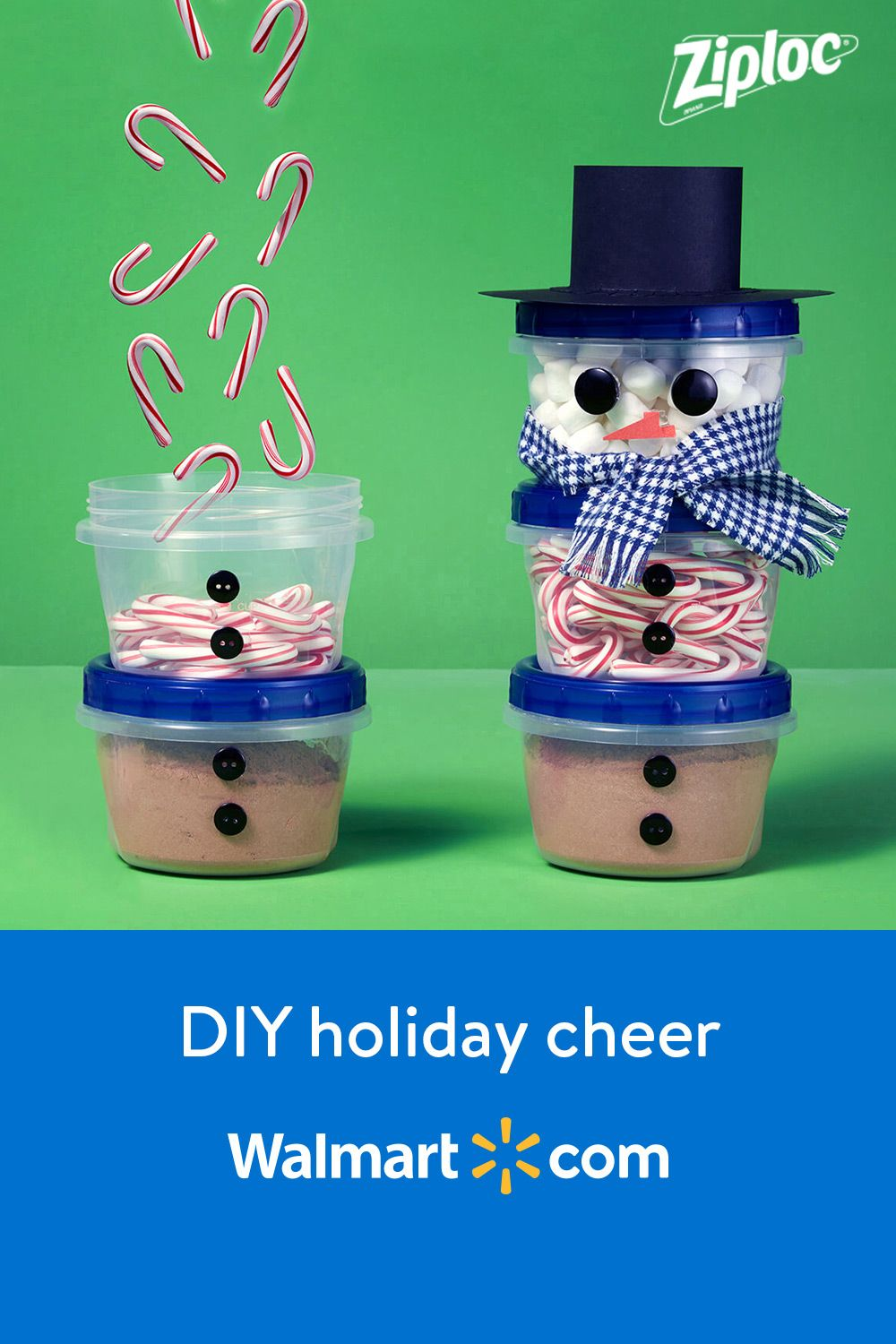 Get Creative With Ziploc Brand Products Christmas Crafts For Gifts Homemade Christmas Gifts Christmas Crafts