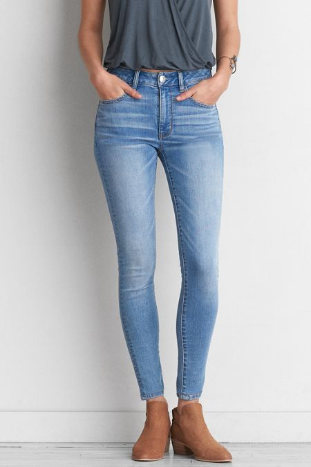 a80bbaa2a5f AE Ne(X)t Level High-Waisted Jegging | *Clothing* | Jeans, Fashion ...