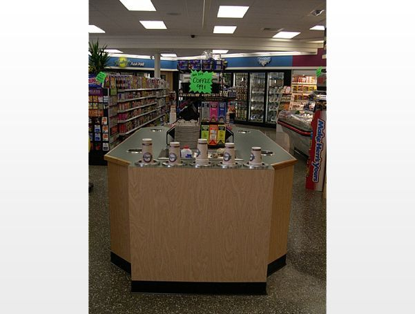 Photo of Fast Food Display Counters | Coffee Counters