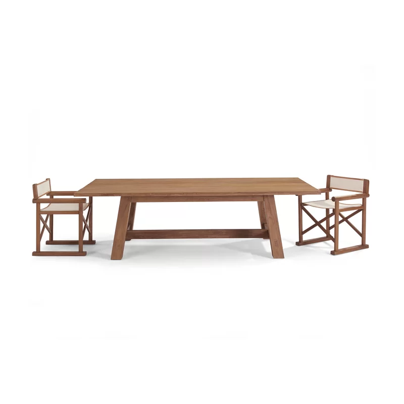 Ralph Lauren Sonora Canyon Solid Wood Dining Table Perigold Wood Dining Table Solid Wood Dining Table Dining Table