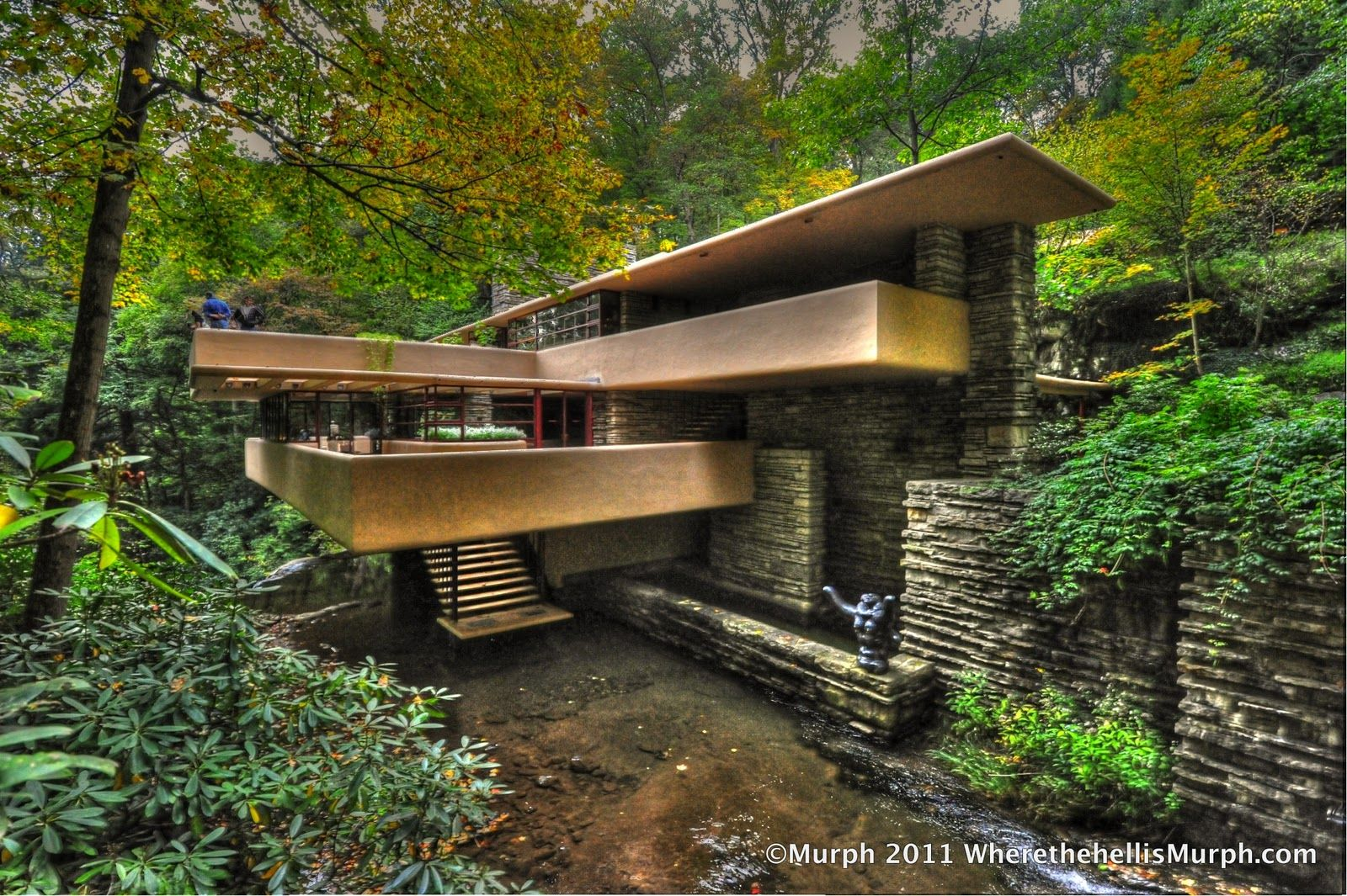 frank lloyd wright buildings where the hell is murph. Black Bedroom Furniture Sets. Home Design Ideas