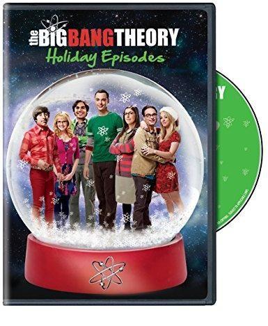 Johnny Galecki & Jim Parsons - The Big Bang Theory: Holiday Compilation