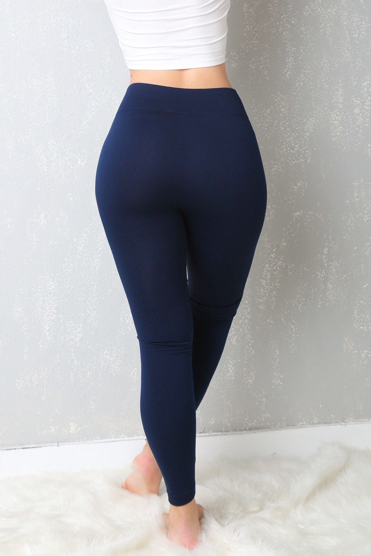 0d6512a26 My Favorite Leggings Ever - Navy Blue | My Style | Navy blue ...