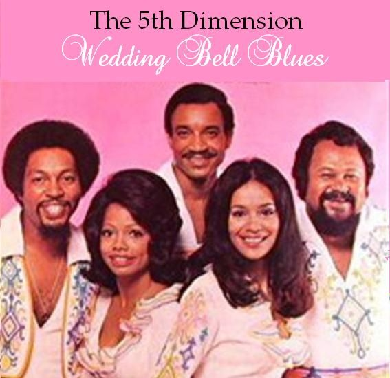 The 8th Dimension - Wedding Bell Blues ( 8 ).  Black music