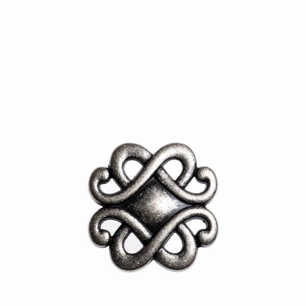 Gorgeous Celtic Knot Drawer Pull In Pewter Romina Furniture