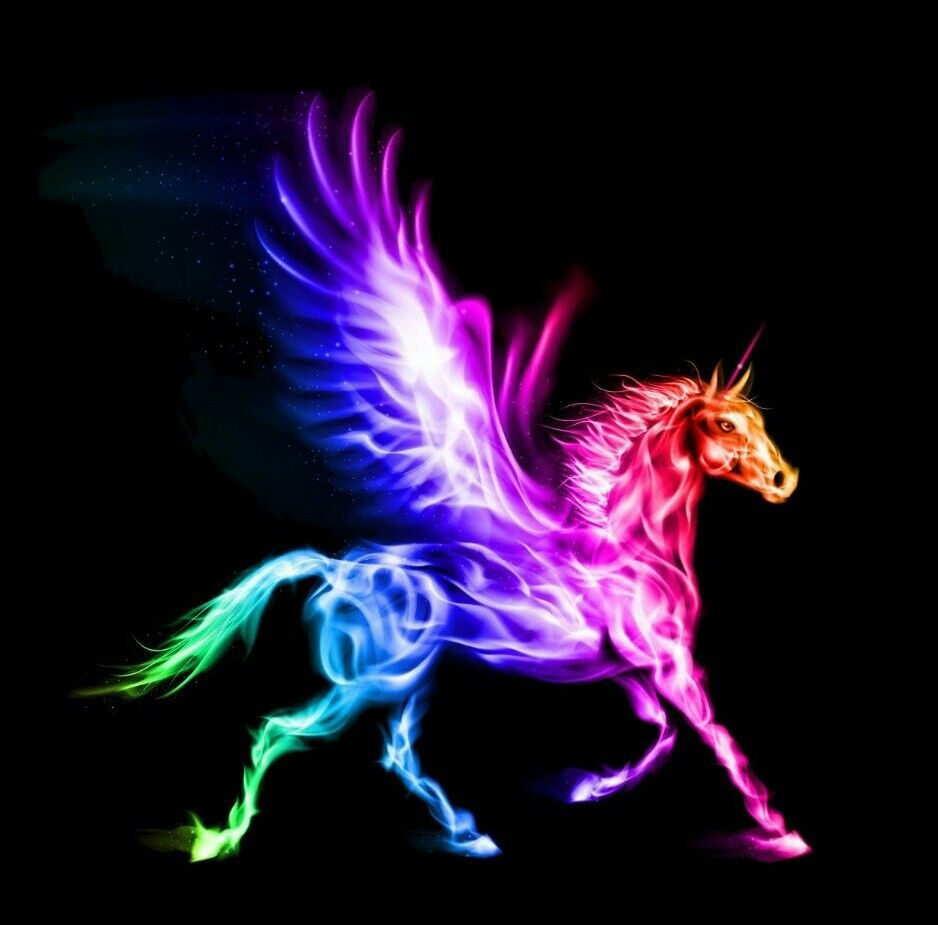 Pin By E Keezgirl 0102 On Unicorns Other Mythical Equines Pegasus Art Unicorn Pictures Free Art Prints