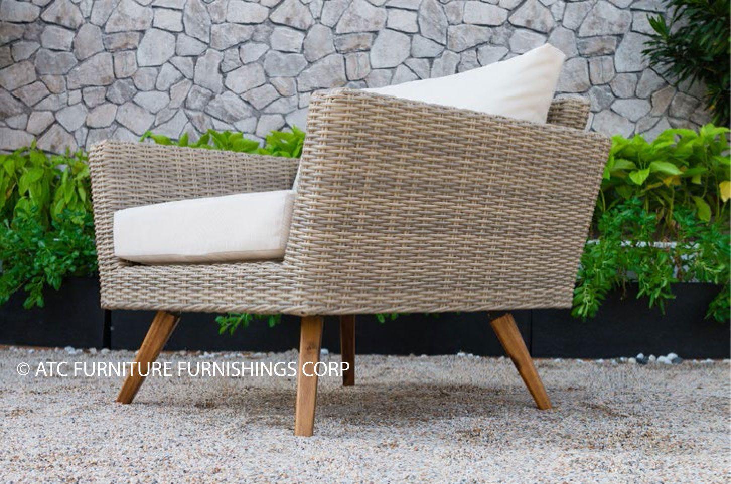 Canary Collection From Atc Garden Rattan Furniture Manufacturer  # Muebles De Jardin Wicker