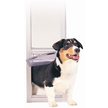 150 Petsafe Deluxe White Patio Panel Pet Door Petco
