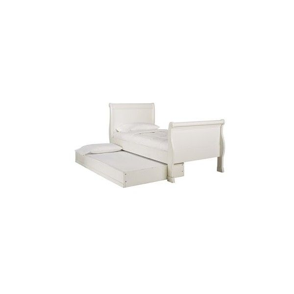 Pottery Barn Kids Logan Sleigh Bed Trundle 279 Found On
