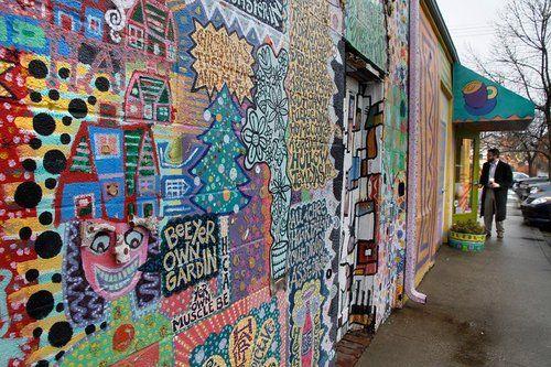 Lexington Ky Street Art