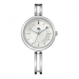 Tommy Hilfiger Damen Uhr Edelstahl, 1781725