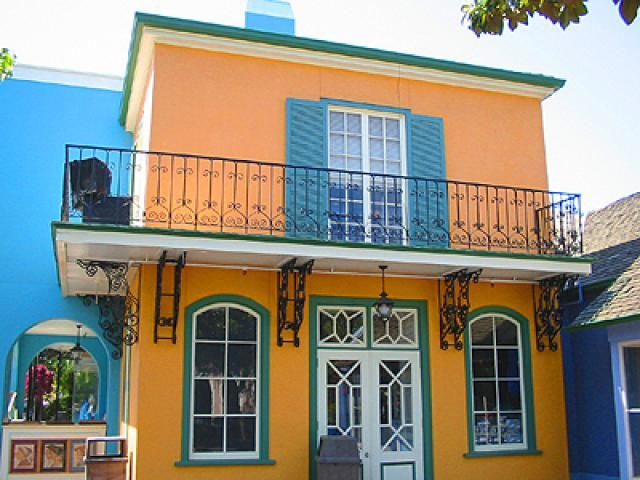 The French Bring Their Architecture to New Orleans  Creole CottageKing  CreoleHouse  The French Bring Their Architecture to New Orleans   Creole  . New Orleans Creole Cottage House Plans. Home Design Ideas