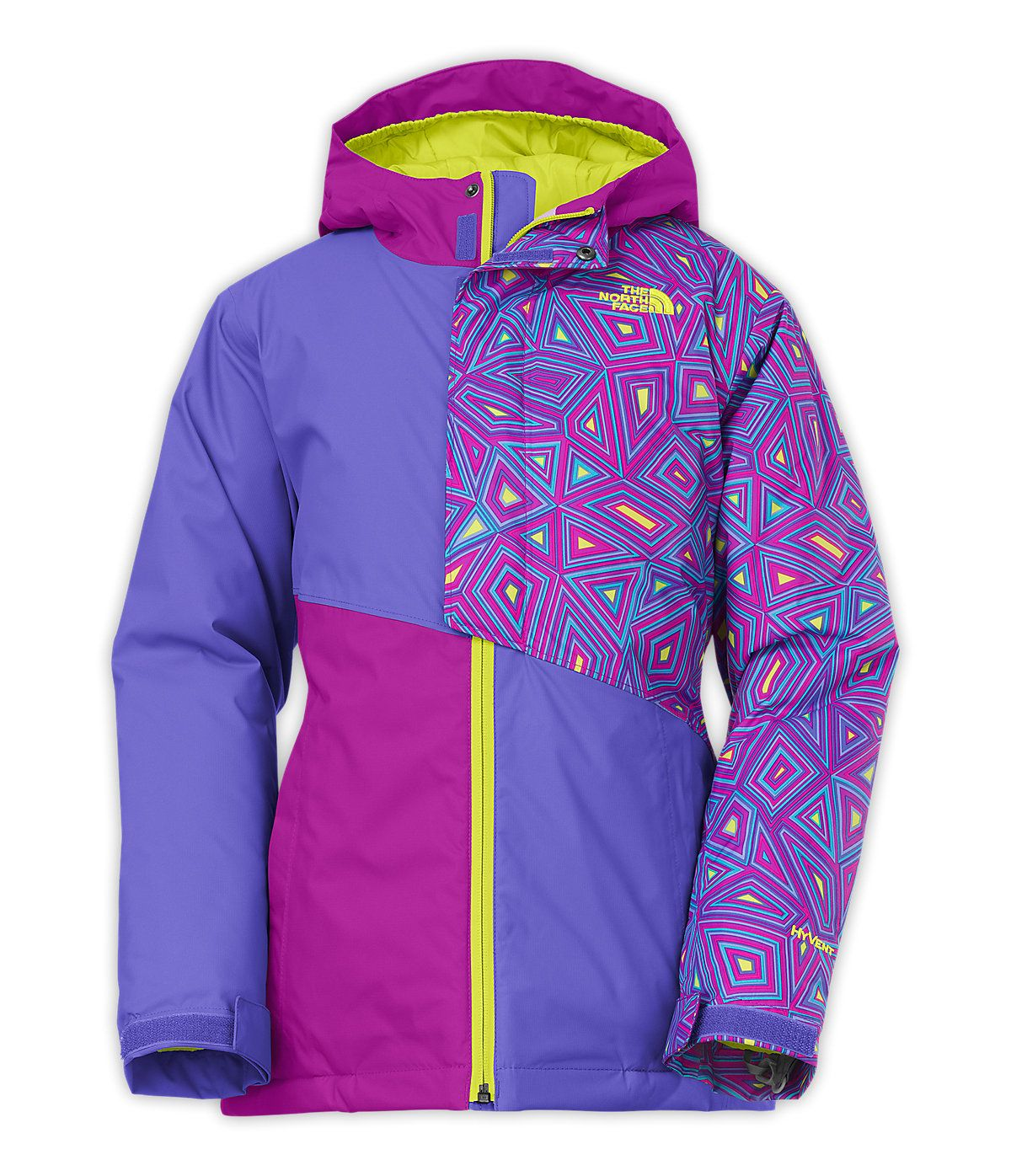 Girls Insulated Casie Jacket The North Face Jackets Girls Jacket Insulated Jackets [ 1396 x 1200 Pixel ]