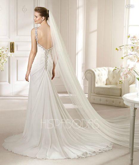 modelo azor. vestidos de novia 2013 st. patrick. nueva colección
