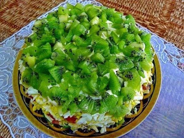 5 рецептов праздничных салатов