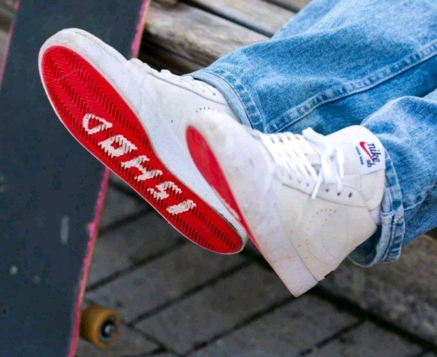 Nike Men's SB Zoom Blazer Chukka XT QS