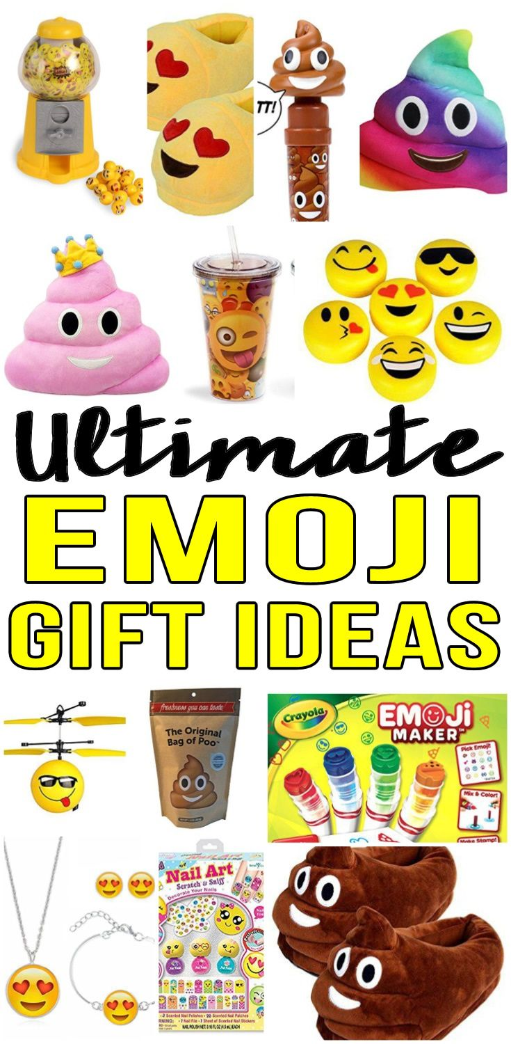 Emoji gift ideas basket ideas craft kits and easter baskets negle Gallery