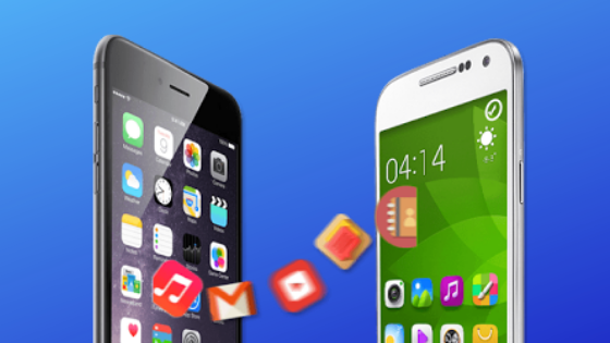 How To Get Apps From One Phone To Another