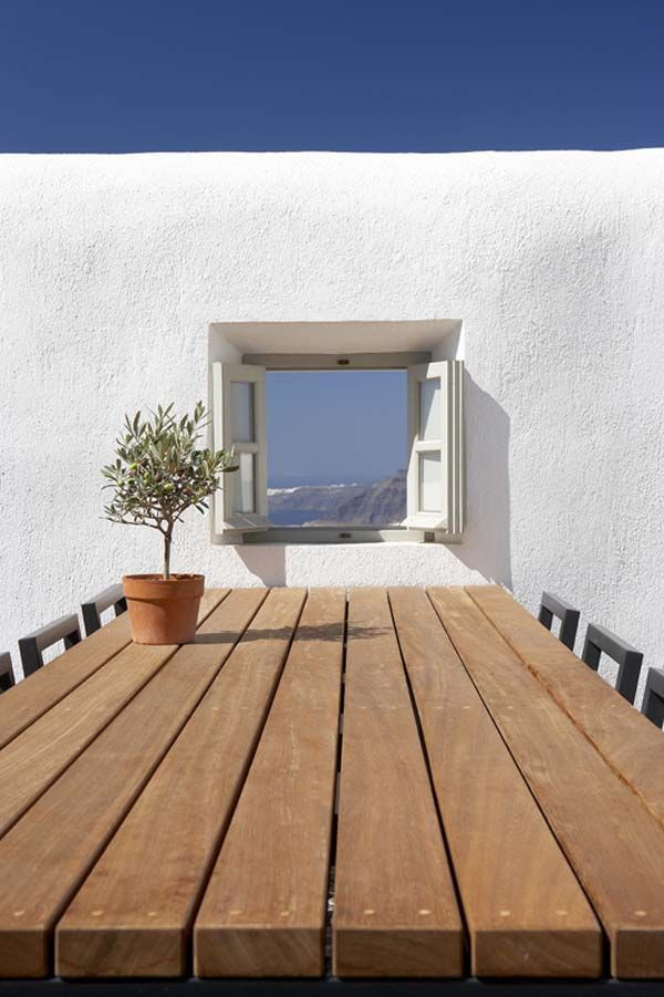 Villa Fabrica - Santorini.