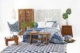 Dormitorios de estilo  por Pilgrimage Livingspaces
