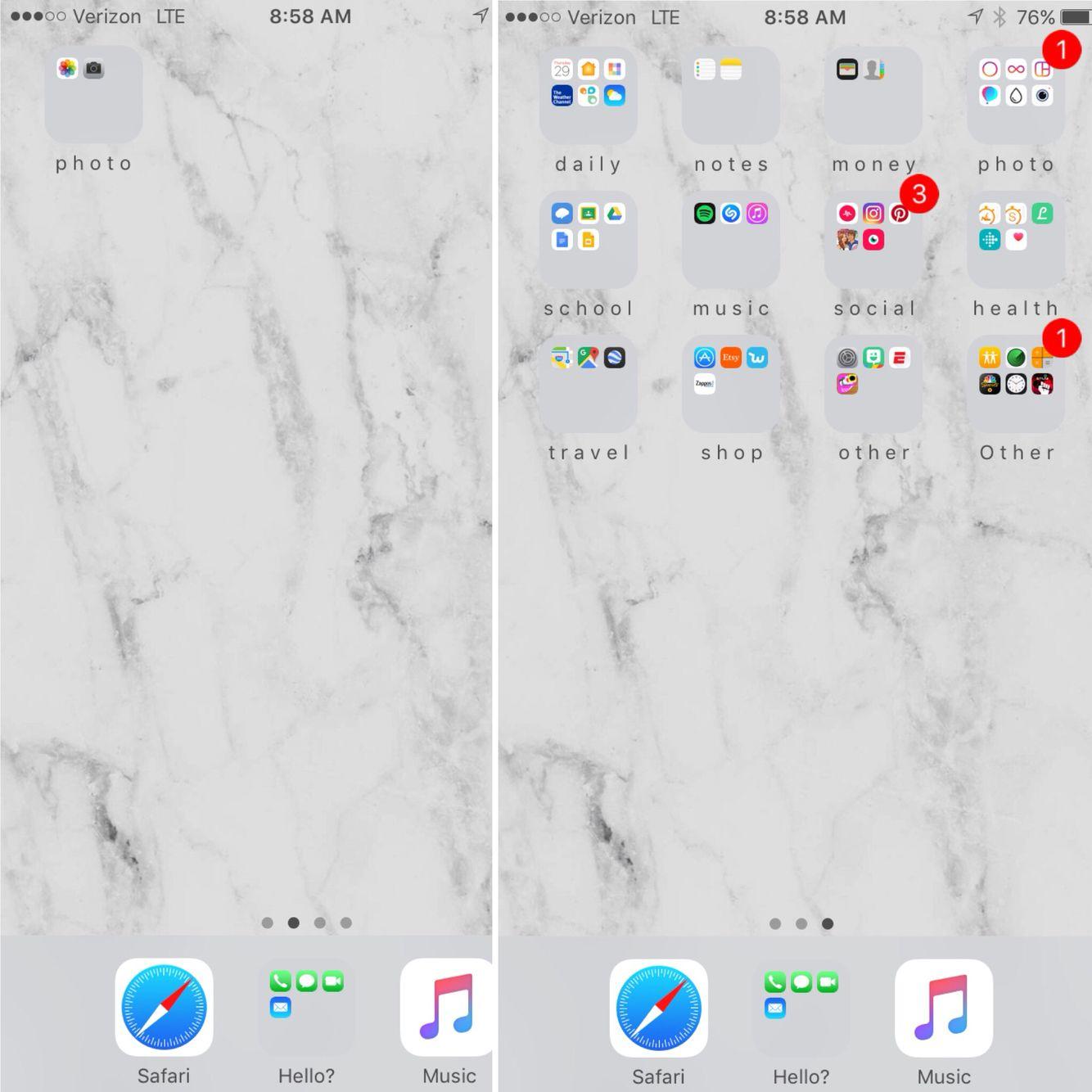 Phone Organization Great Way To Stay Organized Iphone Organization Organization Apps Phone Organization