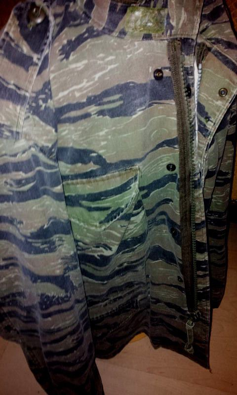 Alpha Industries Hunting Cold Weather Tiger Stripe Field