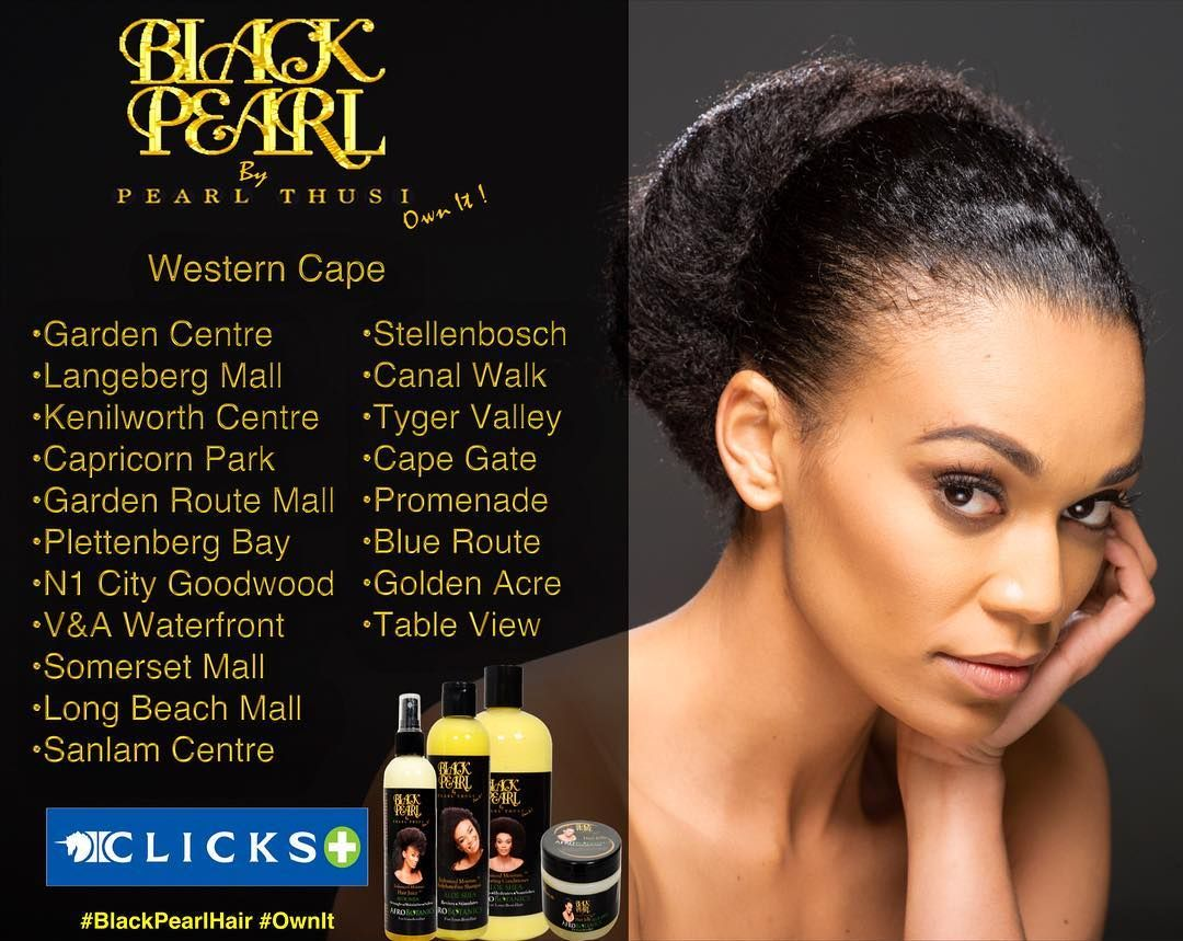 62 Likes, 4 Comments Black Pearl by Pearl Thusi